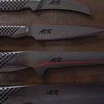 Personalized kitchen knives