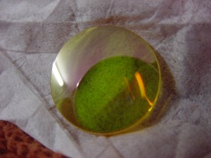 US ZnSe lens for CO2 laser